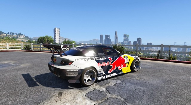 Mazda RX-8 Mad Mike [Add-On / Replace) v1.0
